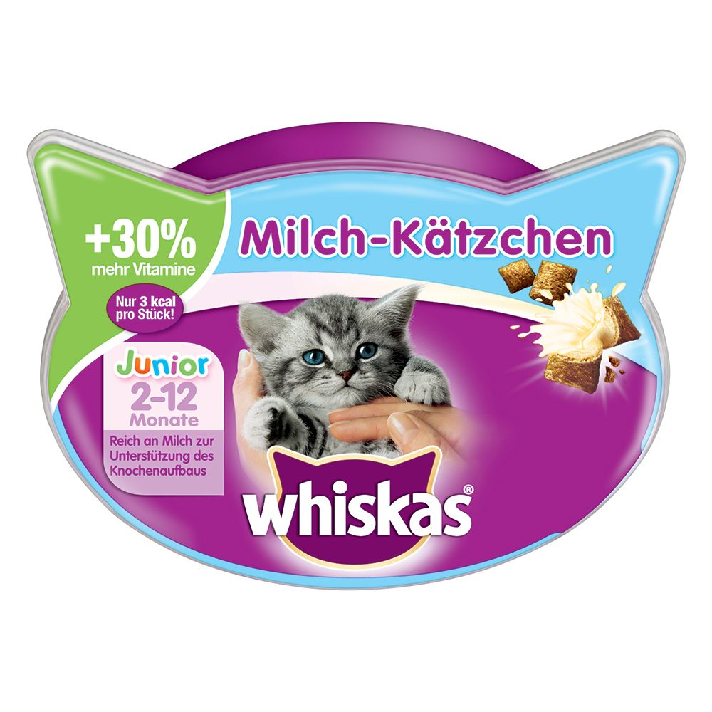 Whiskas Milk Kitten Treats