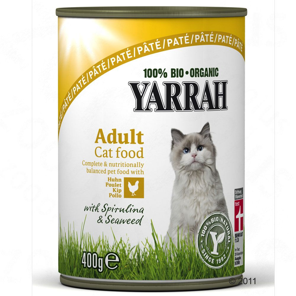 Yarrah Bio Dinner Pâté, 6