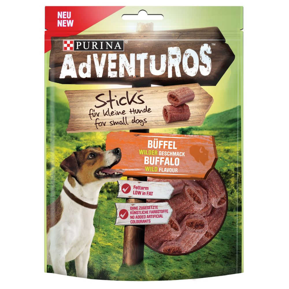 AdVENTuROS Mini Sticks