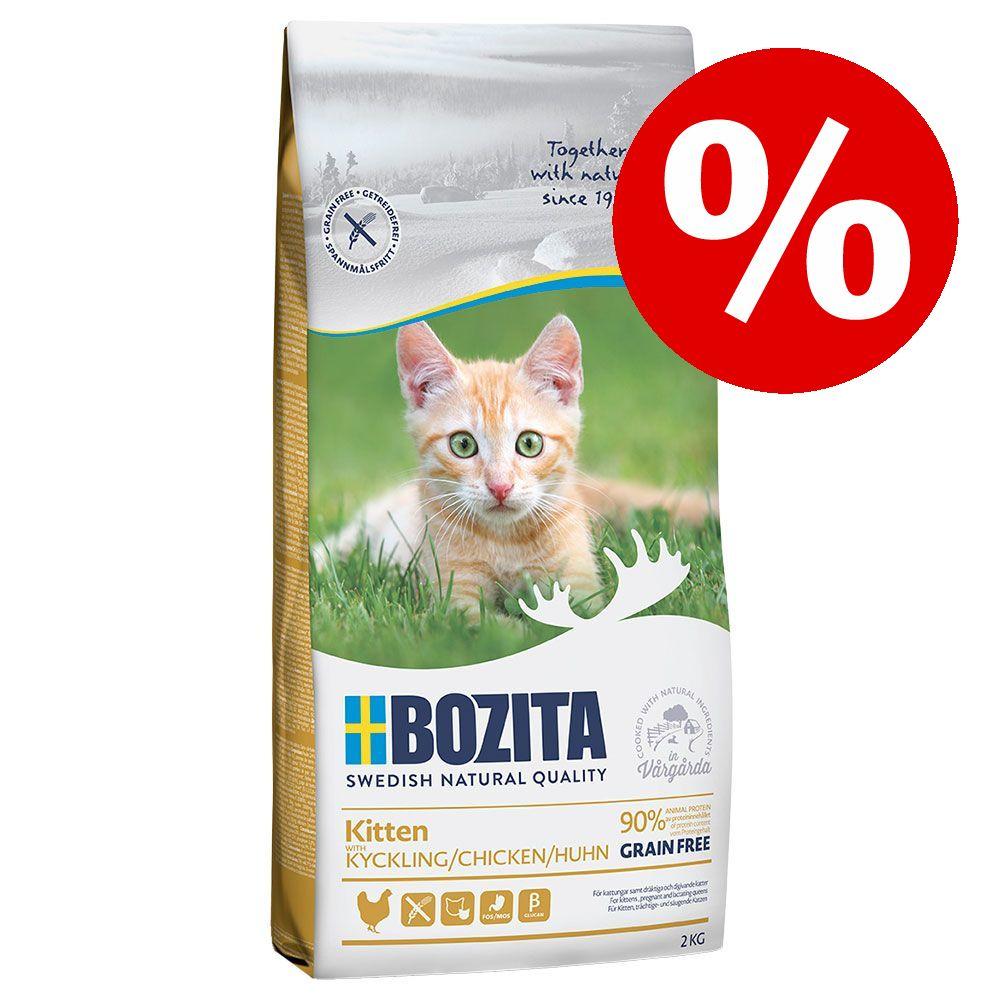 PRØV 400 g Bozita Grainfree til sparepris! - Outdoor & Active