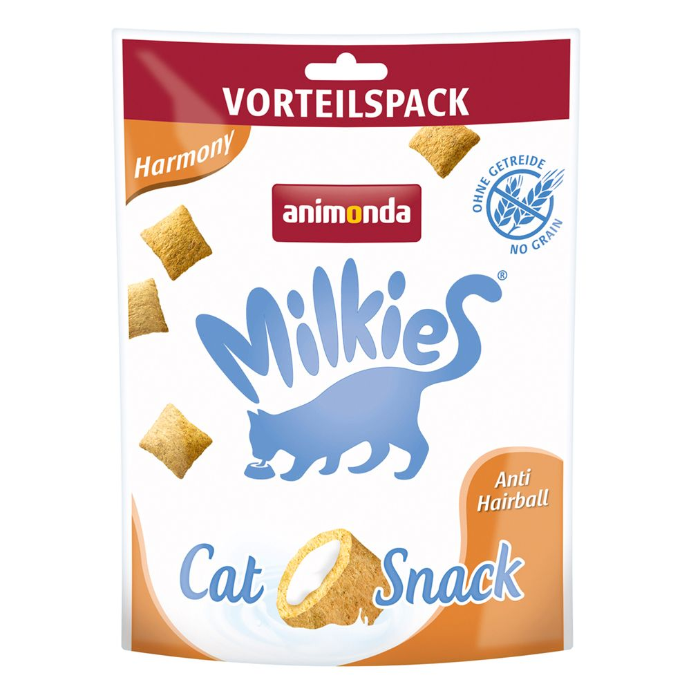 Animonda Milkies Harmony Anti Hairball Crunch Bag