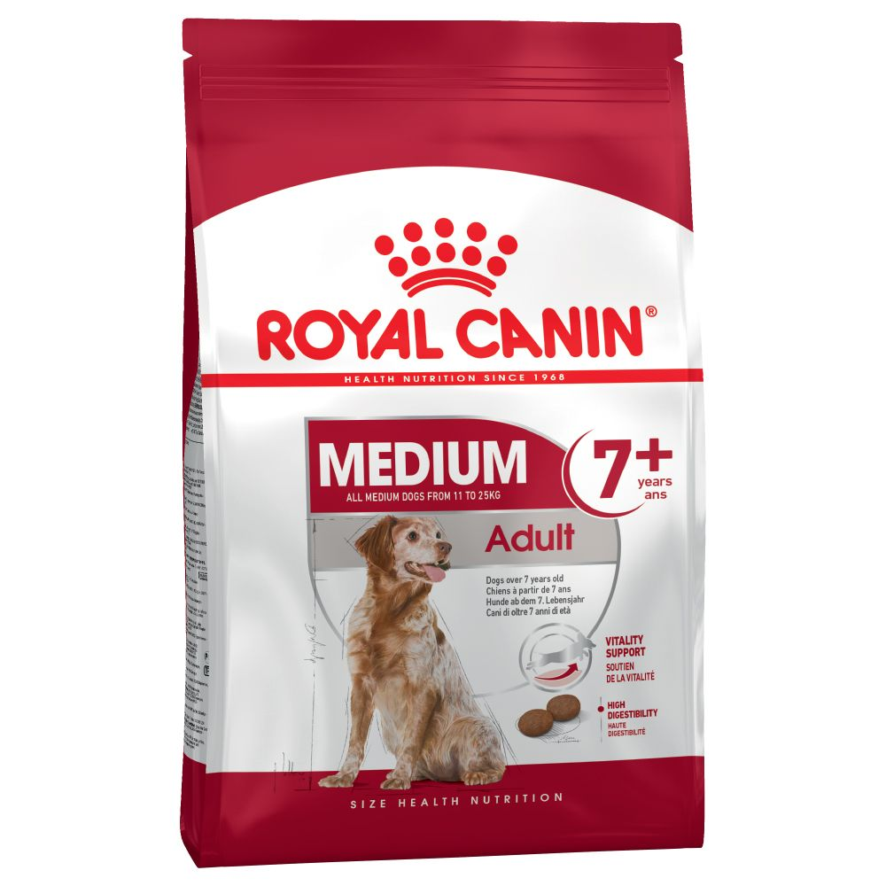 Royal Canin Medium Mature Adult 7+ - Ekonomipack: 2 x 15 kg