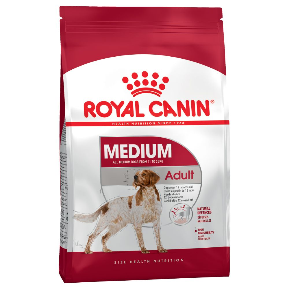 Small Bags Royal Canin Size Dry Dog Food - 20% Off!* - Giant Junior (3.5kg)