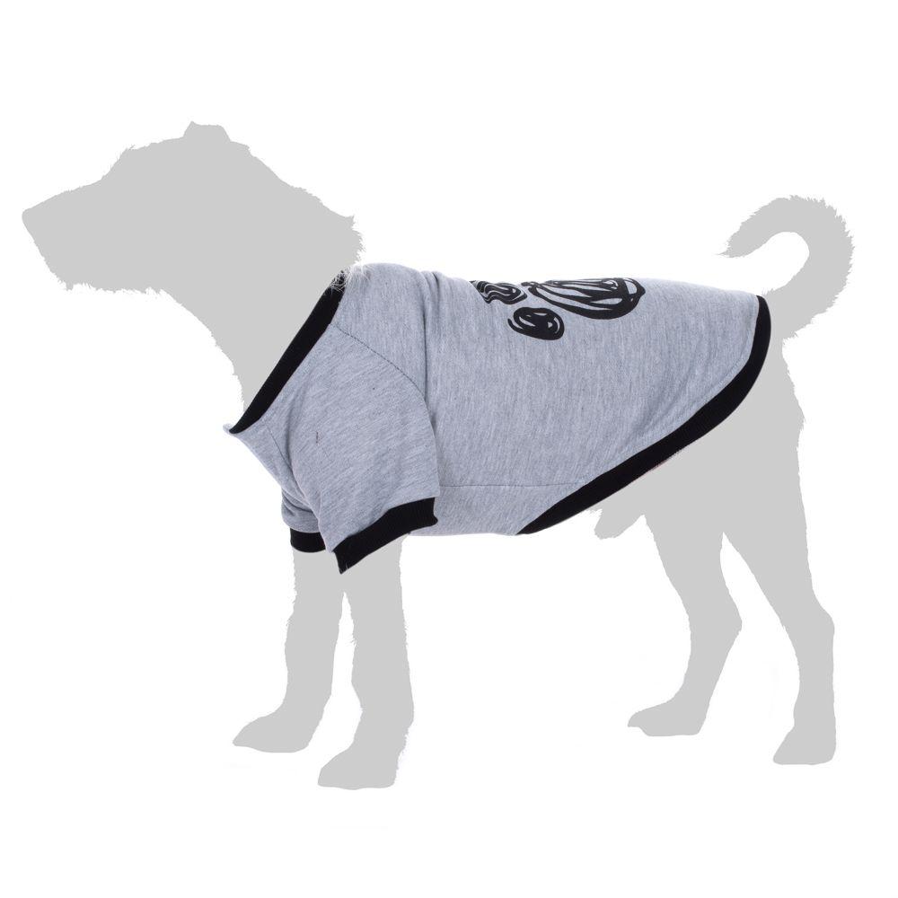 Bluza dla psa College - Dł. grzbietu ok. 35 cm (rozmiar L)