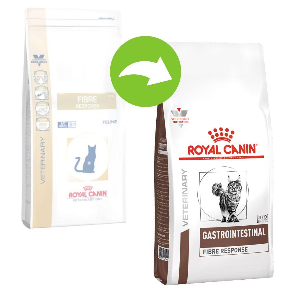 Royal Canin Veterinary Diet Feline Gastro Intestinal Fibre Response - 2 kg