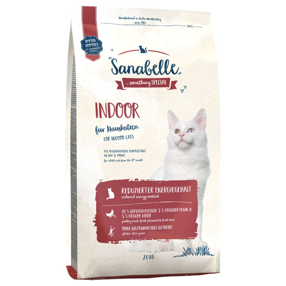 Indoor Sanabelle Adult Dry Cat Food