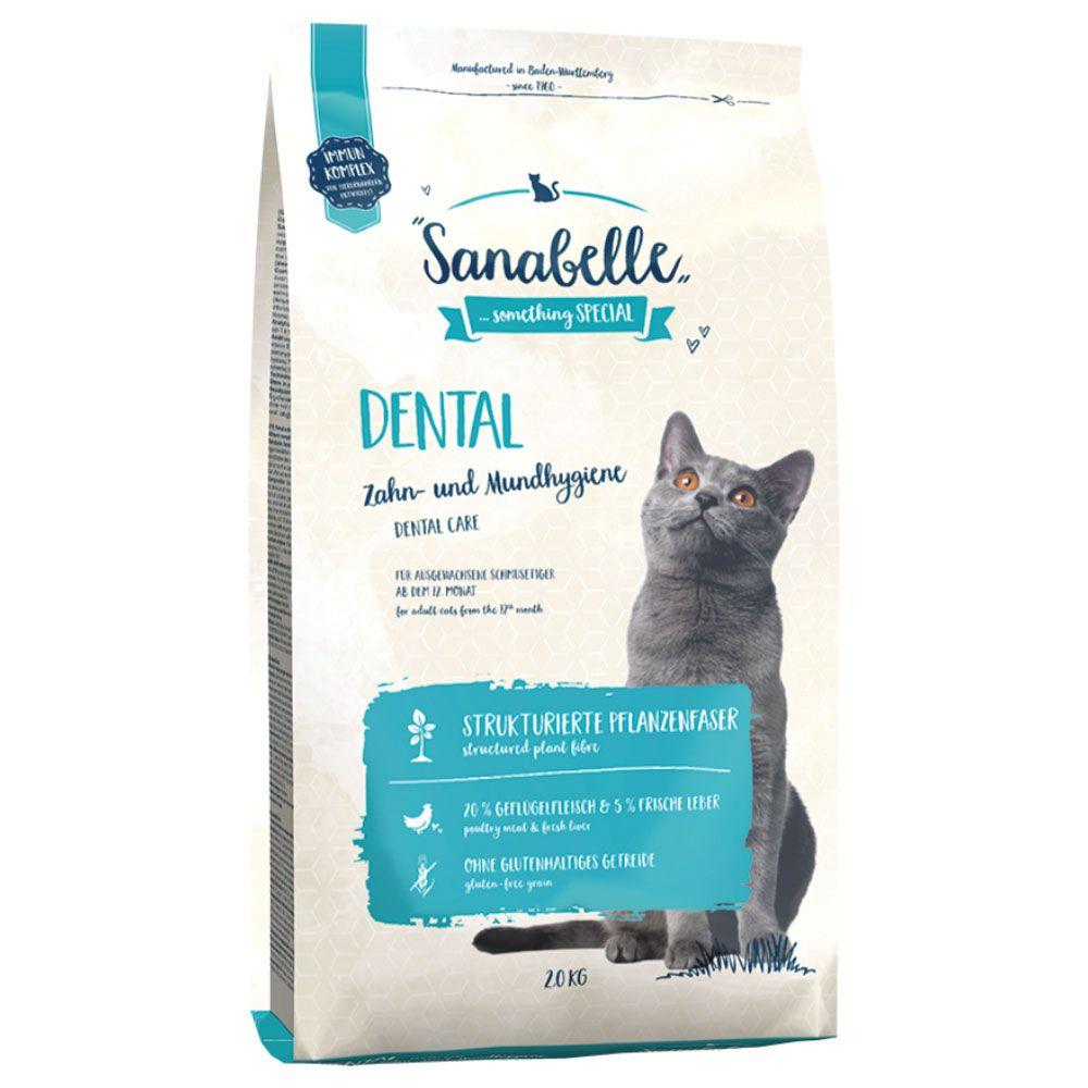 2kg Dental Sanabelle pour chat
