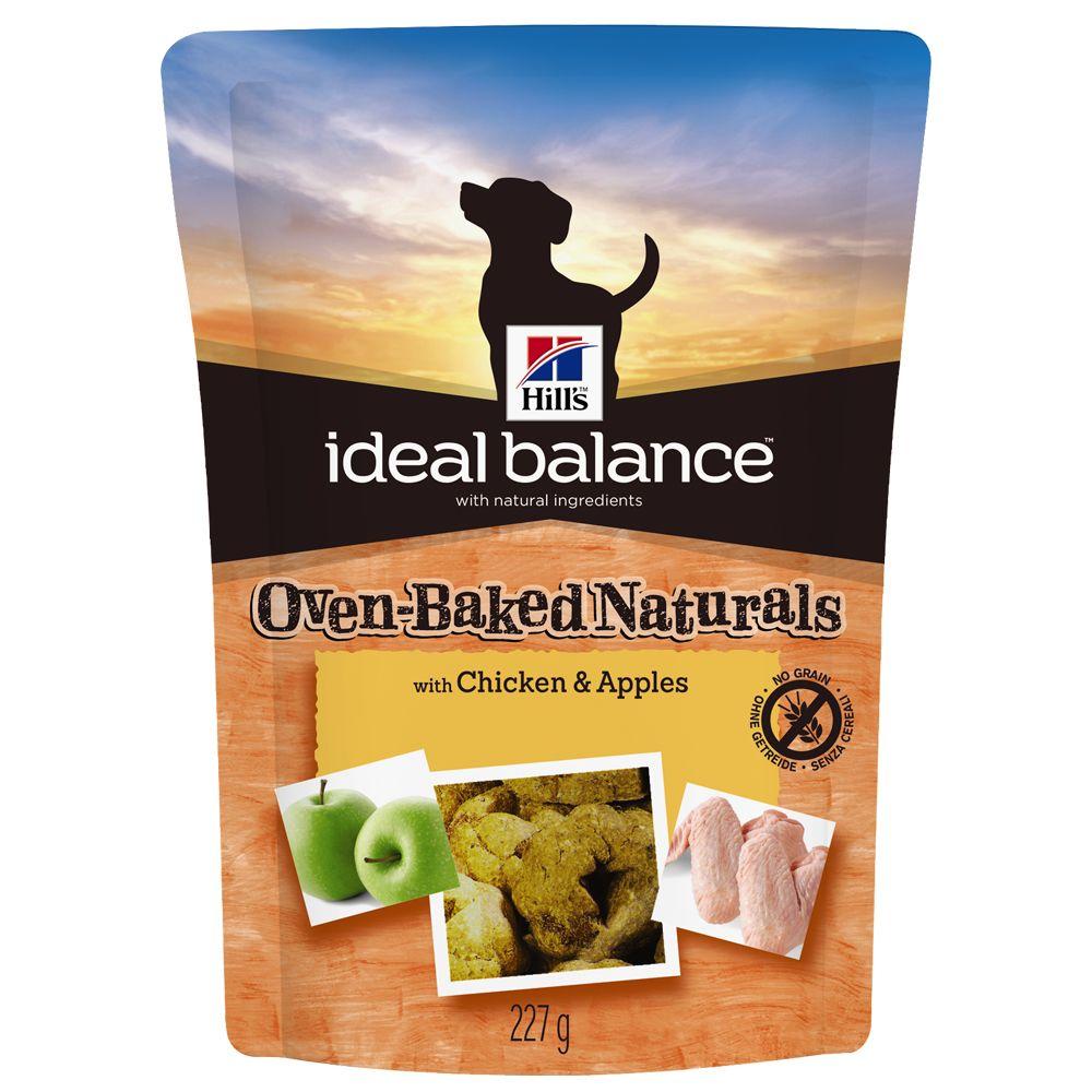 Hill's Ideal Balance Chicken & Apple hundgodis - 227 g