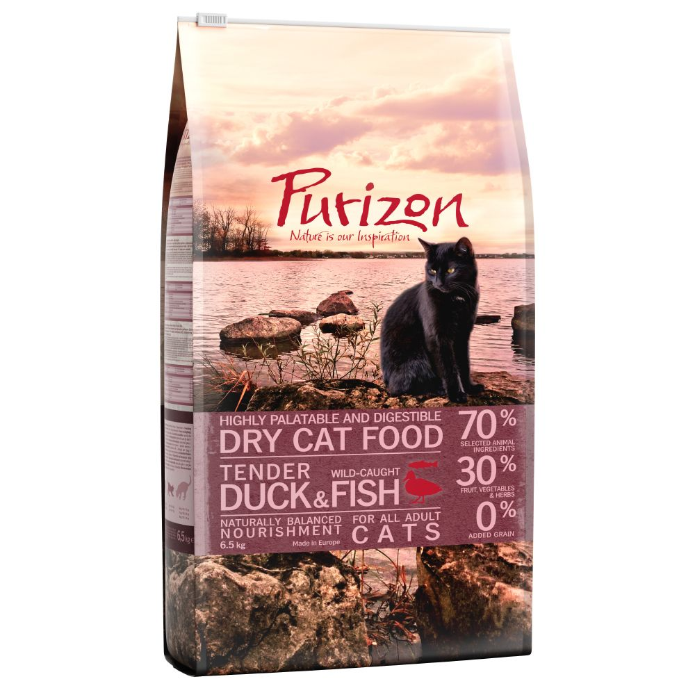 Purizon Adult Duck & Fish - 2,5 kg