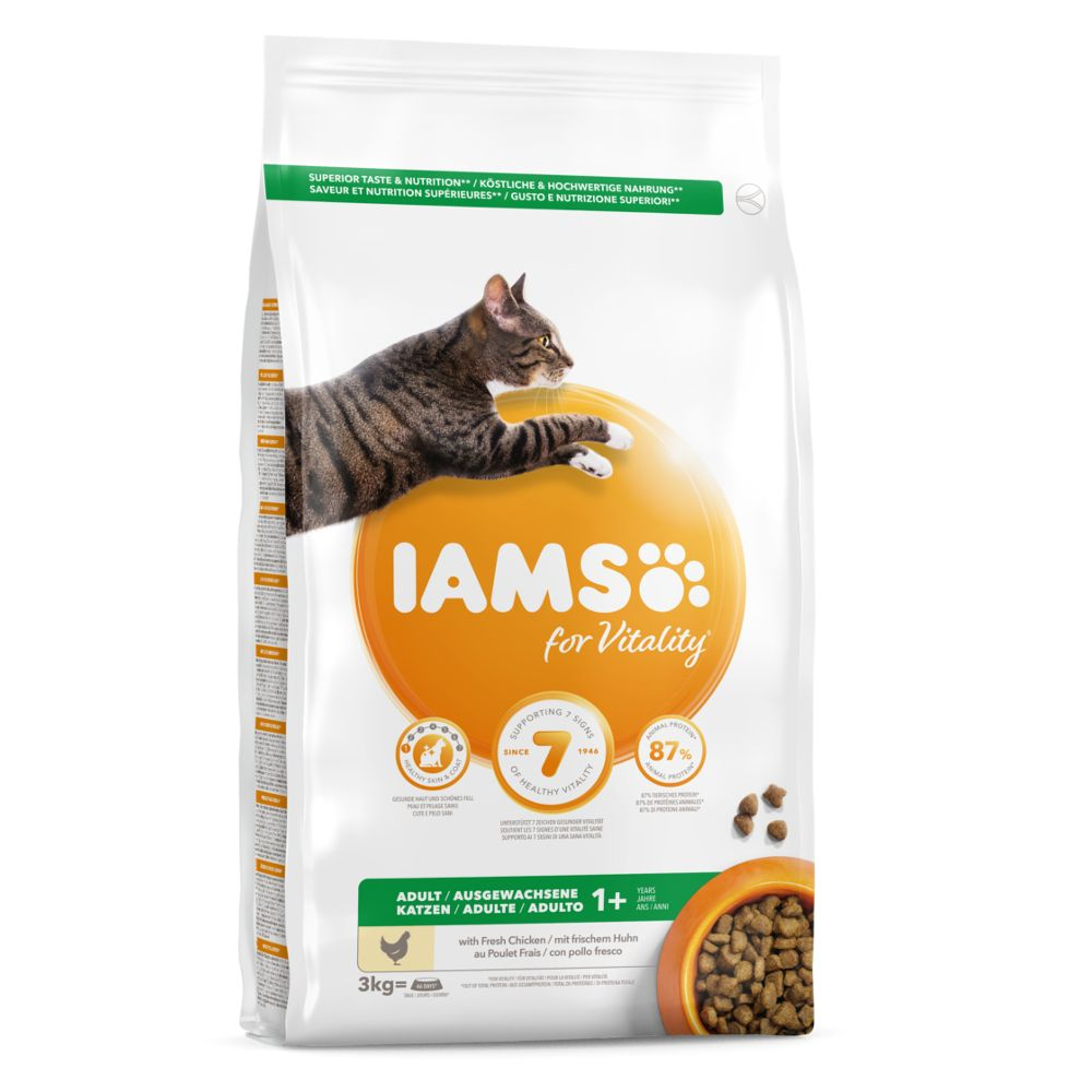 IAMS for Vitality Adult Chicken 10 kg