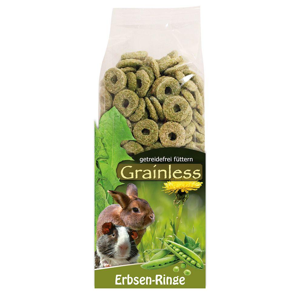 JR Farm Grainless Erbsen-Ringe  - 500 g