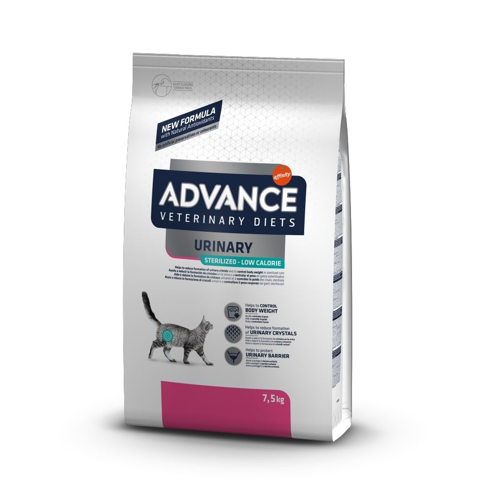 Affinity Advance Veterinary Diets Urinary Sterlized - Ekonomipack: 2 x 7,5 kg