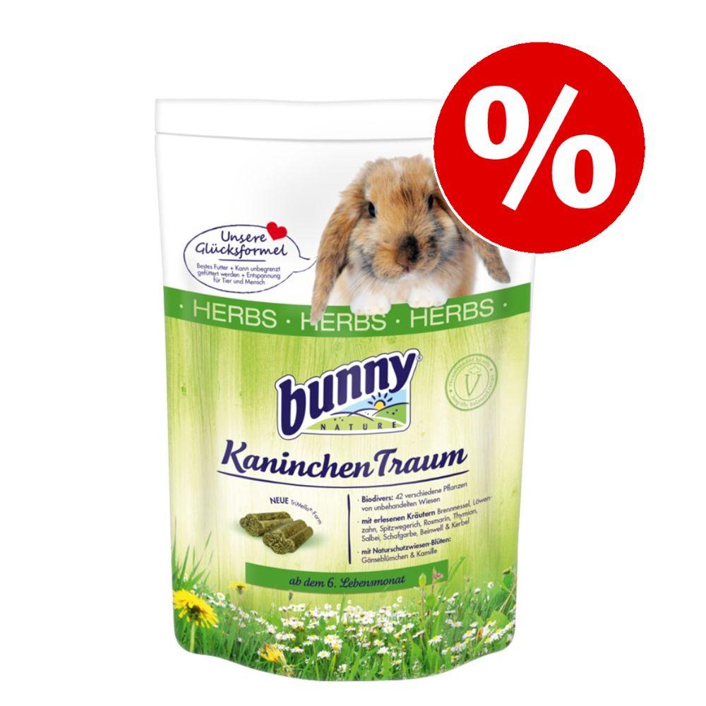 4 kg Bunny KaninchenTraum HERBS zum Sonderpreis! - 4 kg