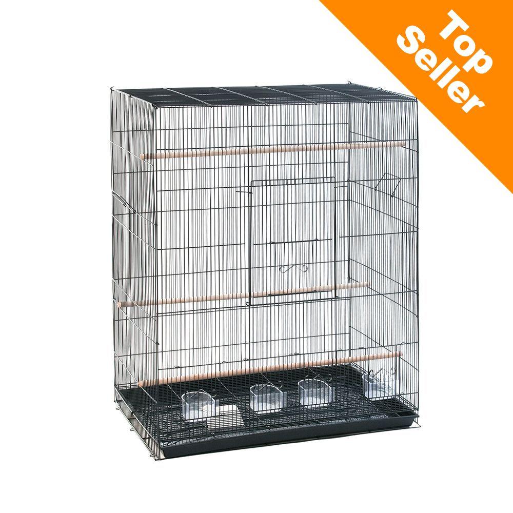 Cage pour oiseaux Finca Melodia - L 76 x l 45 x H 90 cm