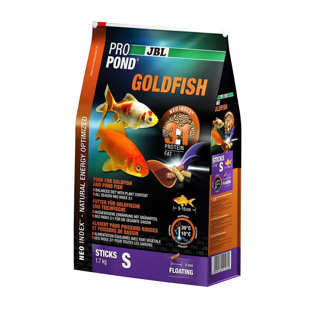 JBL ProPond Goldfish - M: 0,8 kg