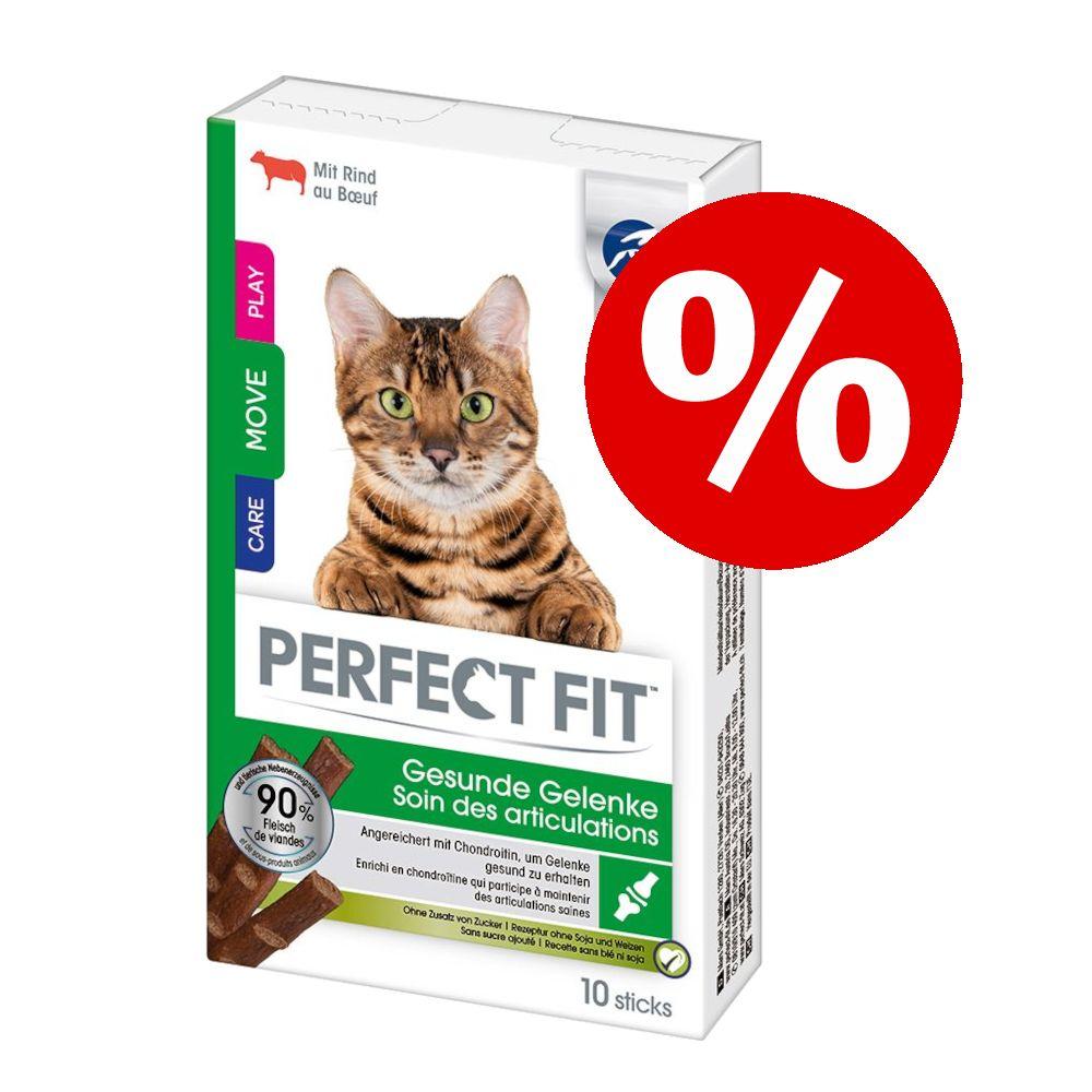 15 % billigare! Perfect Fit kattgodis - Healthy Joints kattgodis (10 sticks)