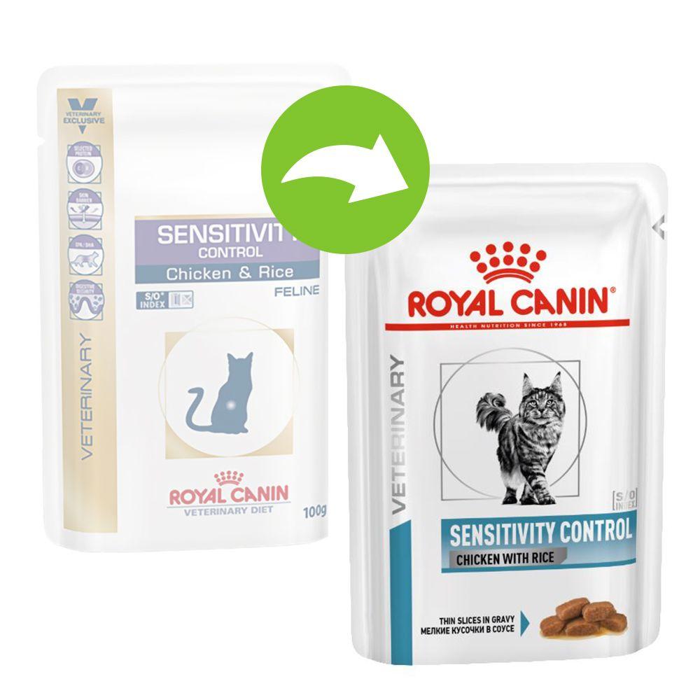 Royal Canin Sensitivity Control Chicken - Veterinary Diet 24 x 85 g