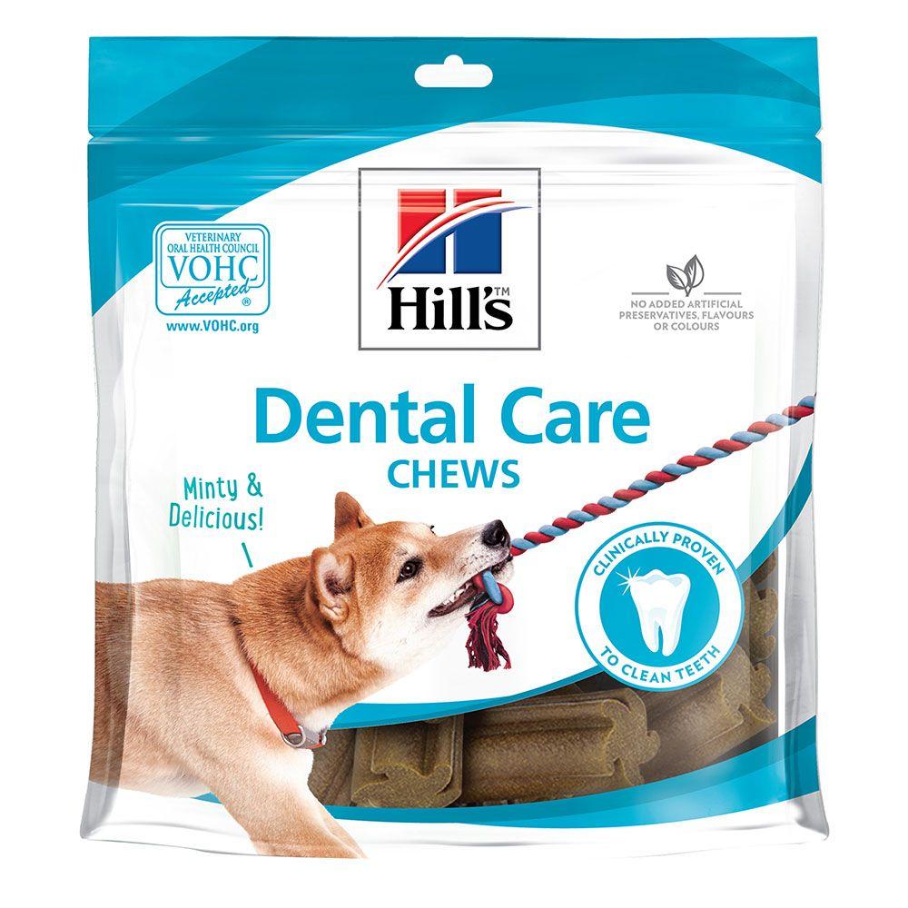 Hill's Dental Care Chews hundgodis - 24 x 170 g