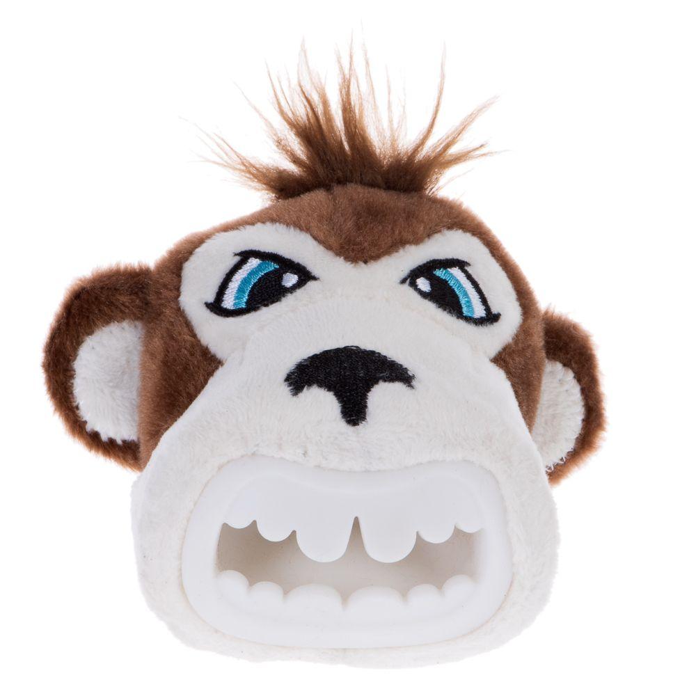 Monkey hundleksak - 1 st