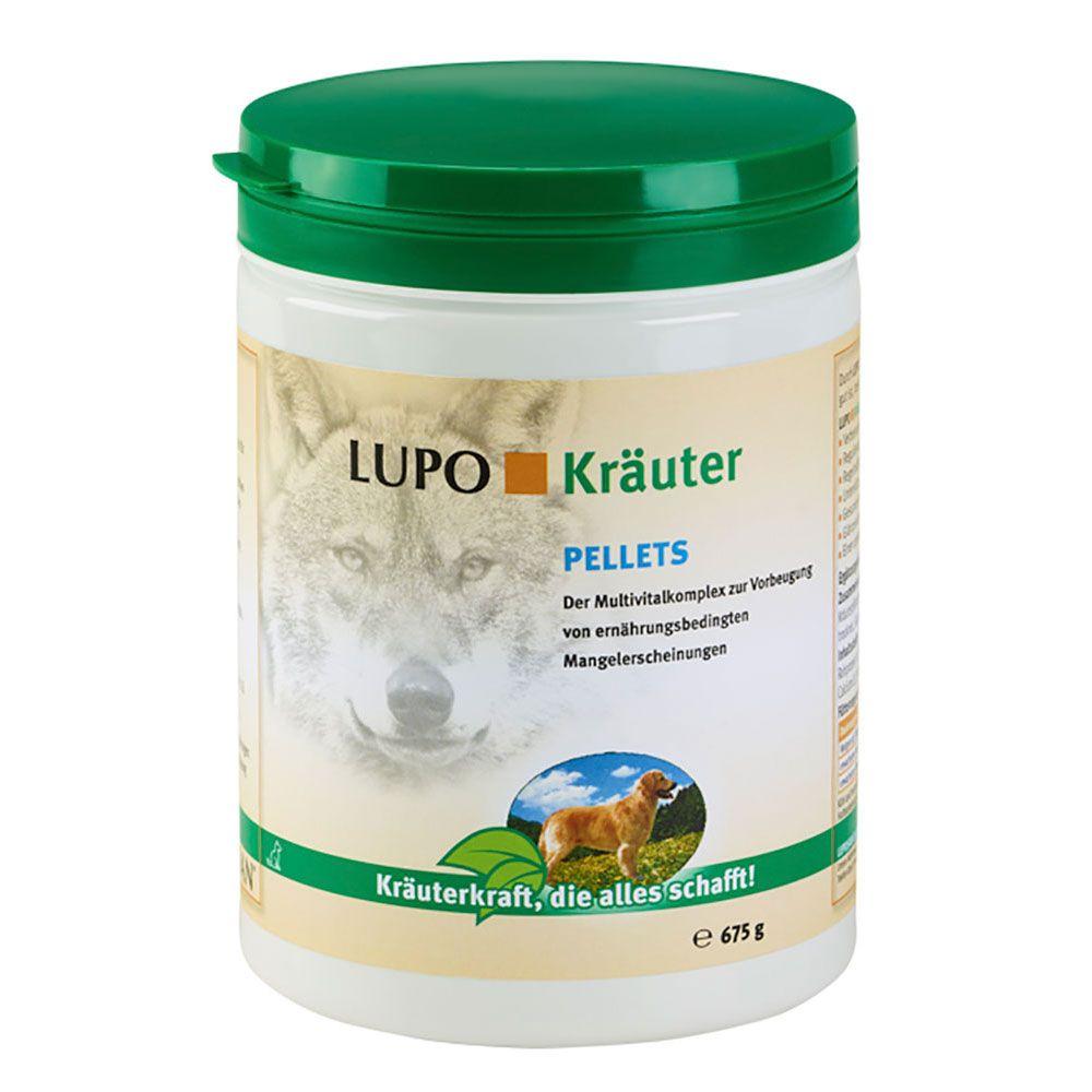 LUPO Herb Pellets - 675g