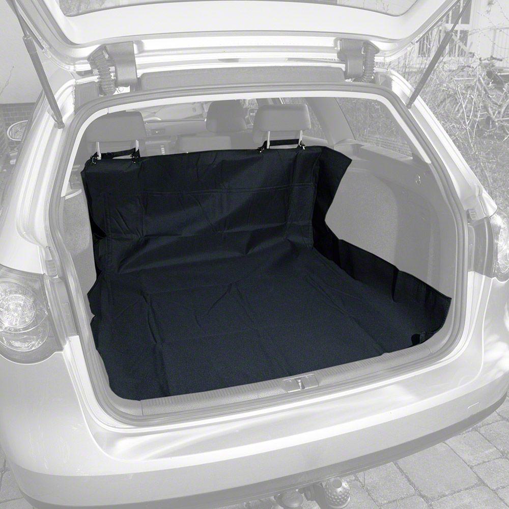 Kofferraumschutzdecke Mucky Pup - L 150 x B 120,5 cm; Farbe: schwarz