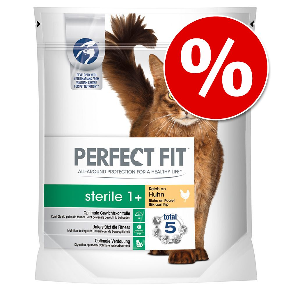 15 % rabatt på Perfect Fit kattfoder! - Adult 1+ Lax 1,4 kg