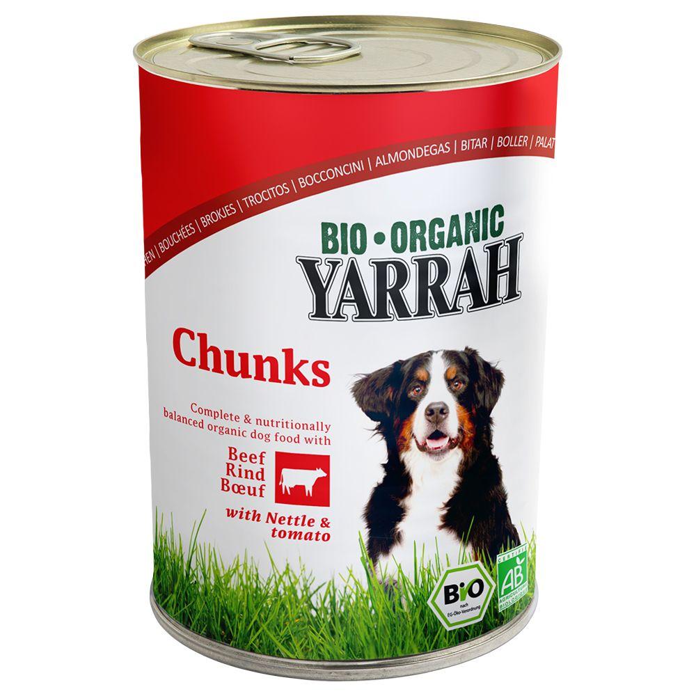Yarrah Mix Probierpaket 6 x 400/405 g Probierpa...
