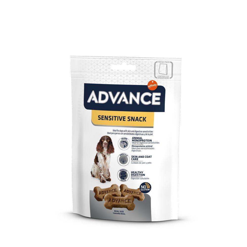 150g Advance Sensitive Snack - Friandises pour chien