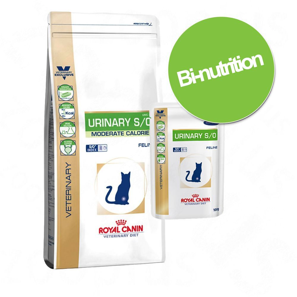 Chat Croquettes Royal Canin Veterinary Diet Bi nutrition