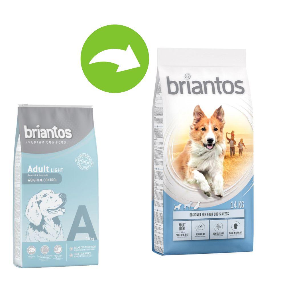 Image of Briantos Adult Light - Set %: 4 x 1 kg