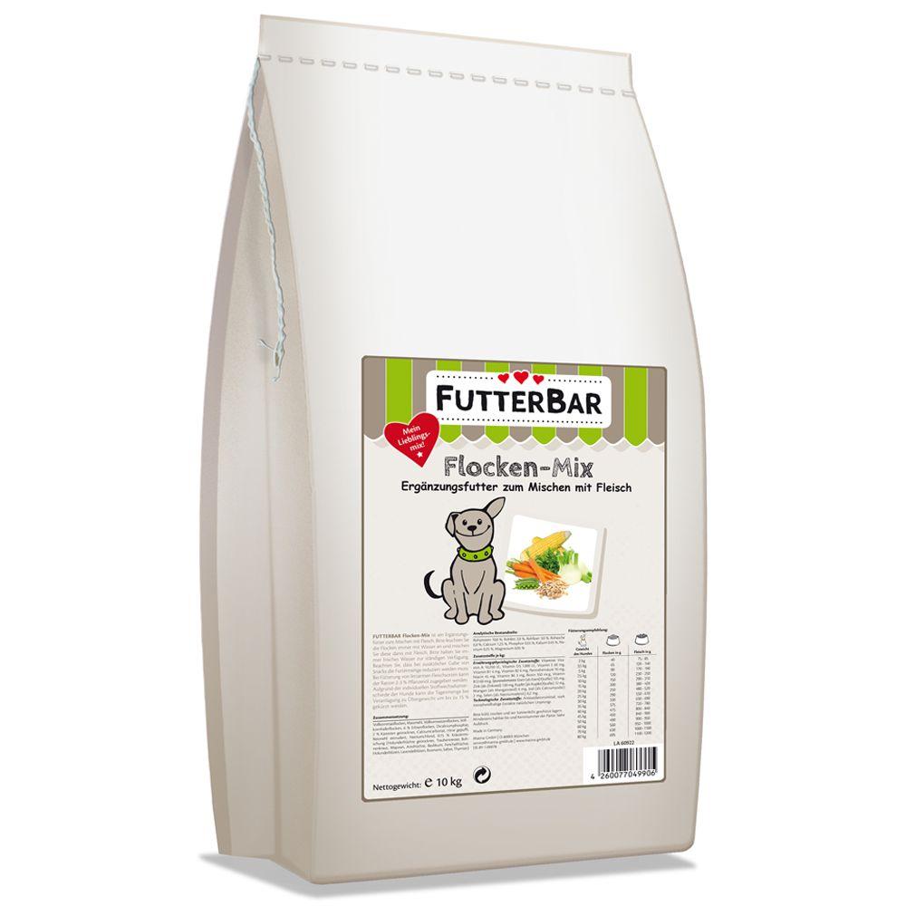 Foto FUTTERBAR Mix di fiocchi - 2 x 10 kg - prezzo top!