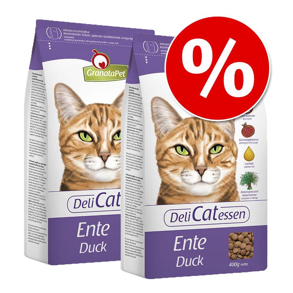 Ekonomipack: GranataPet kattfoder 2 x 10 kg till lågt pris! - Kitten Fågel