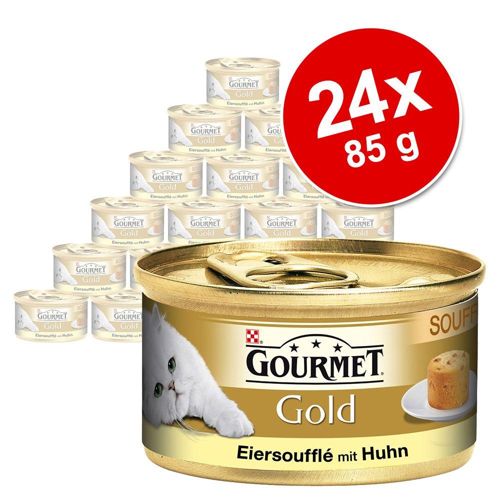Gold Eiersoufflé 24 x 85 g - Huhn