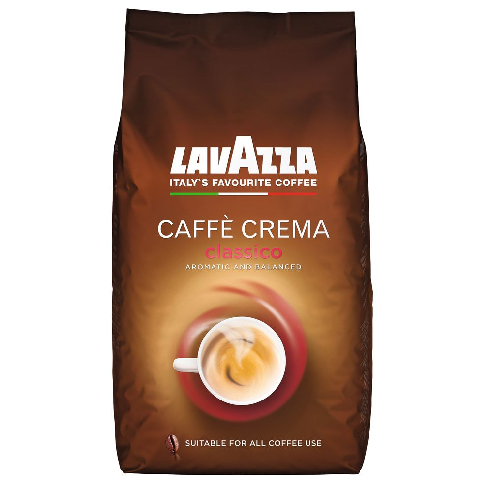 lavazza caff crema classico 1kg preisvergleich. Black Bedroom Furniture Sets. Home Design Ideas