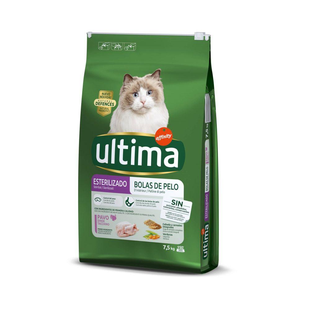 Bilde av Ultima Cat Sterilized Hairball - 7.5 Kg