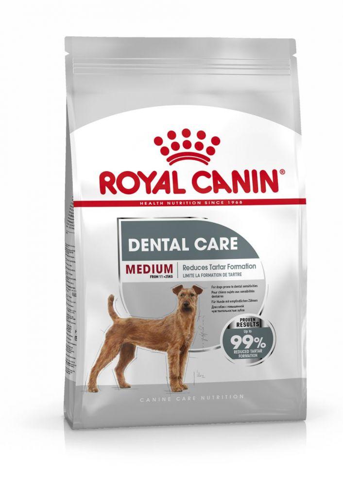 Royal Canin Care Nutrition Medium Dental Care - 10kg