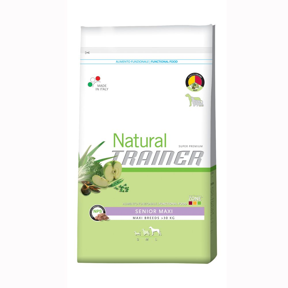 Trainer Natural Senior Maxi - 2 x 12,5 kg