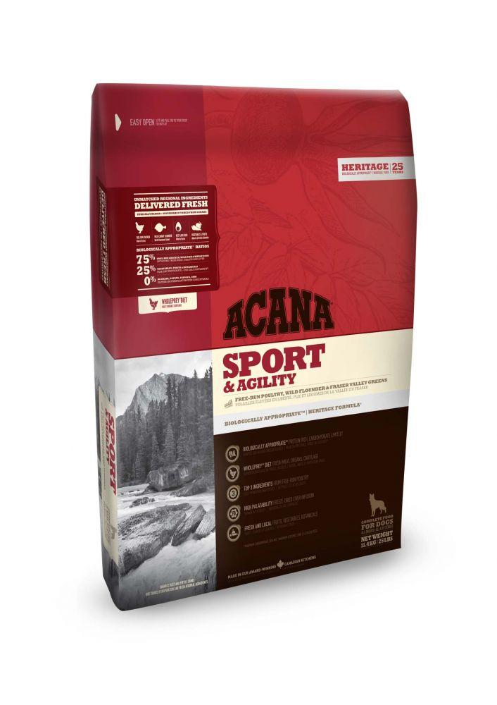 Acana Sport & Agility - 11,4 kg