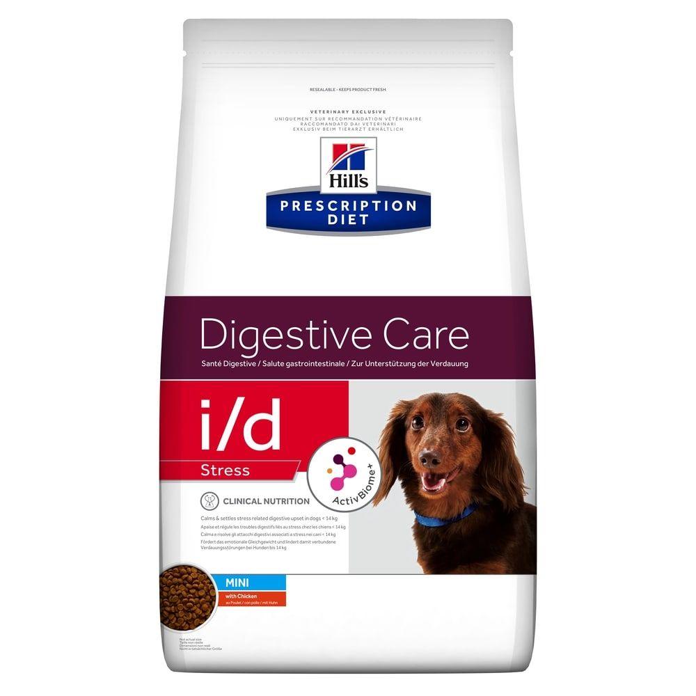 Hill's Prescription Diet Canine i/d Stress Mini Digestive Care - Chicken - 5kg