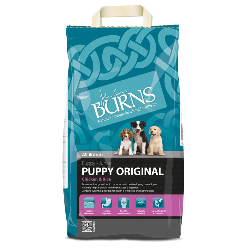 Burns Puppy Original Dry Dog Food