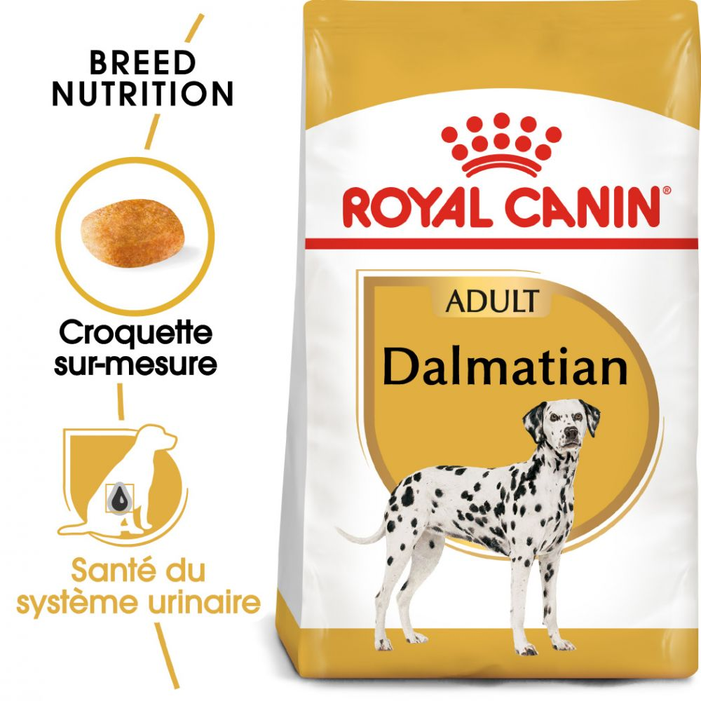 12kg Dalmatian Adult Royal Canin Breed pour chien