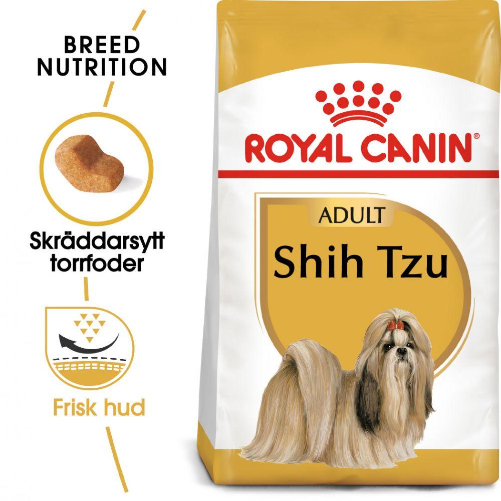 Royal Canin Shih Tzu Adult - Ekonomipack: 2 x 7,5 kg