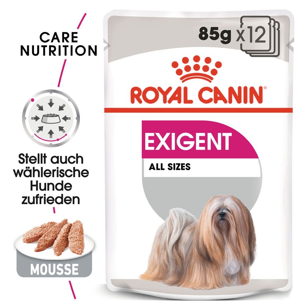 Royal Canin CCN Exigent Wet - 12 x 85 g
