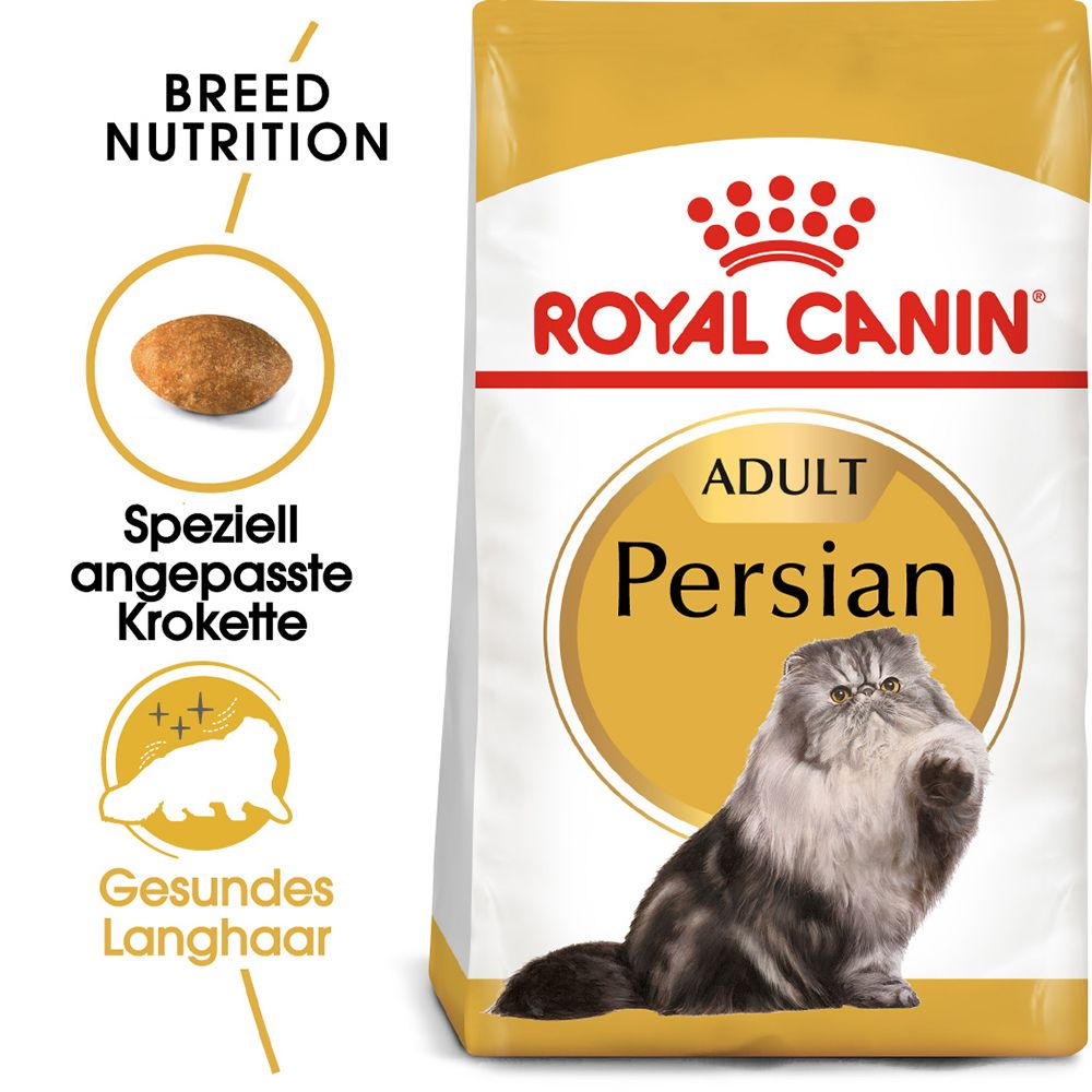 Royal Canin Breed Persian Adult - 4 kg