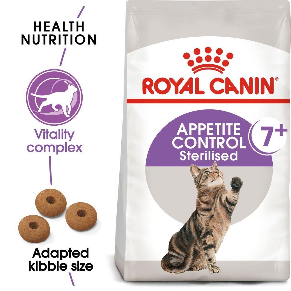 Royal Canin Appetite Control Sterilised 7+ - 1,5 kg