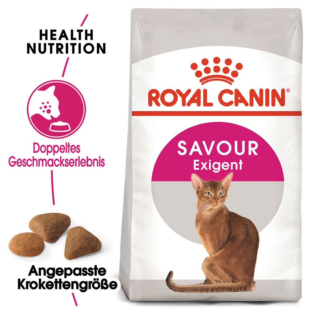 Royal Canin Savour Exigent - 2 kg