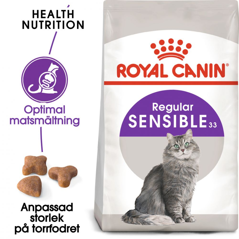 Royal Canin Regular Sensible 33 - Ekonomipack: 2 x 10 kg
