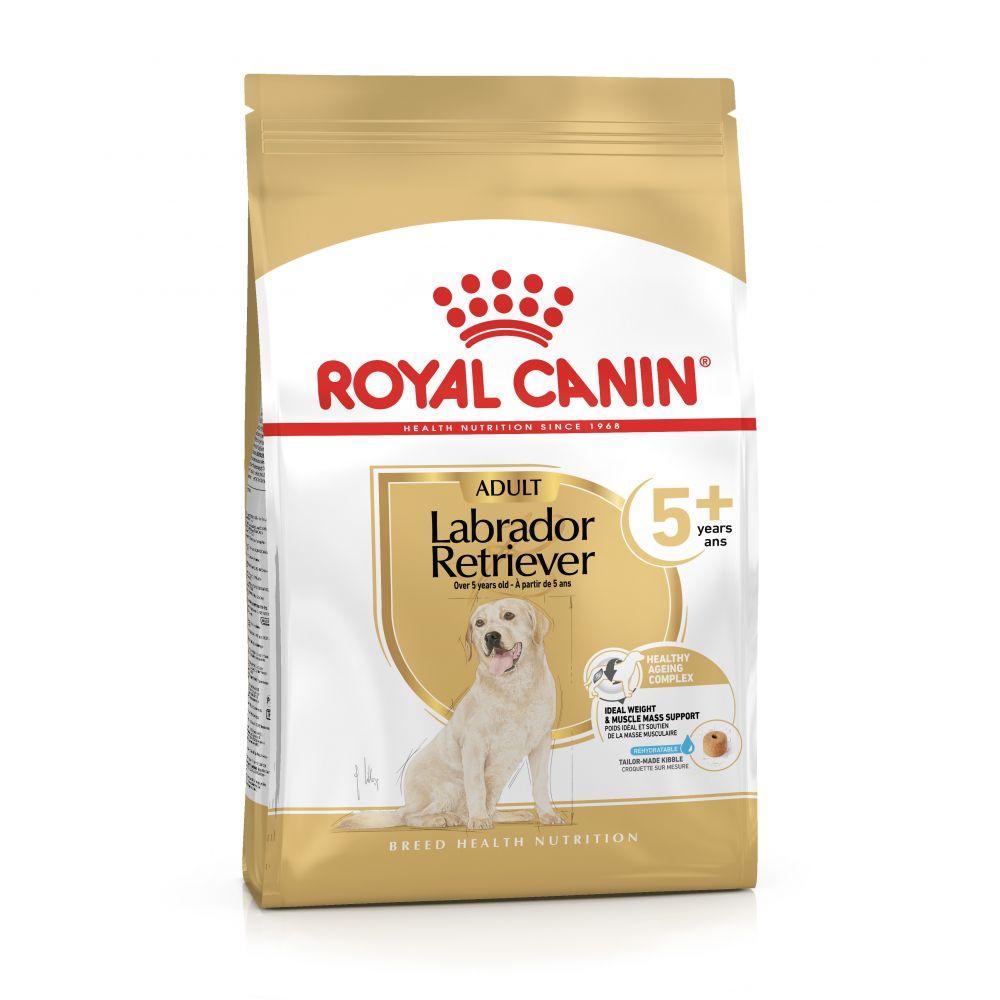 Royal Canin Labrador Retriever Adult 5+ - 12kg