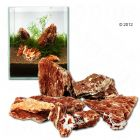 Samurai rocks are rugged and beautiful. The deep rusty brown colour almost seems to glow. These earth coloured rocks are shot through with bright white quartz and ...