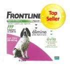 Bestverkopend Frontline hond